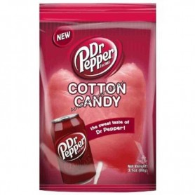 Dr pepper coton candy