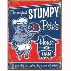 Stump pete's ham