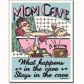 Mum cave sanctuary