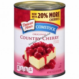 Duncan hines comstock country cherry