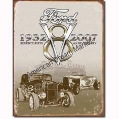 Ford deuce 75 th anniversary