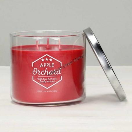 Bougie elixir apple orchard