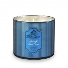 BBW bougie midnight blue citrus WB