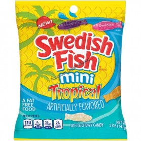 Swedish fish mini tropical PM
