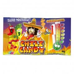 Chili candy