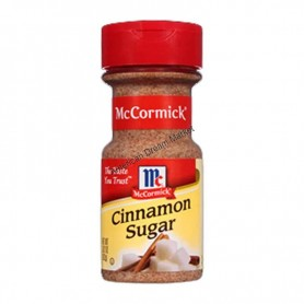 Mc cormick cinnamon sugar