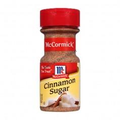 Mc cormick cinnamon sugar