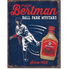 Bertman ball park mustard