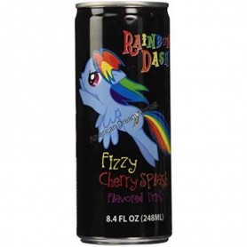 My little pony rainbow dash energy drink