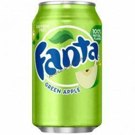 Fanta green apple