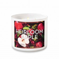 BBW bougie heirloom apple
