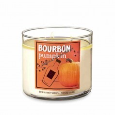 BBW bougie bourbon pumpkin