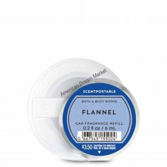 Scentportable recharge flannel