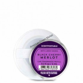 Scentportable recharge black cherry merlot
