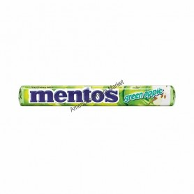 Mentos green apple