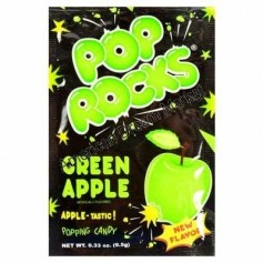 Pop Rocks green apple popping candy