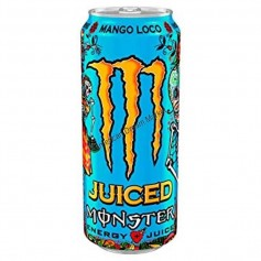 Monsters juice mango loco