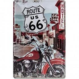 Route us 66 moto 3D MM