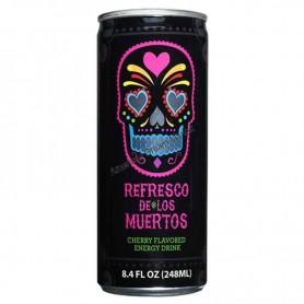 Refresco de los muertos energy drink