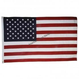 Flag USA 90X150 coton