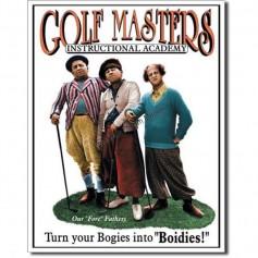 Stooges golf master
