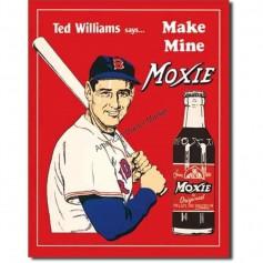 Ted's moxie