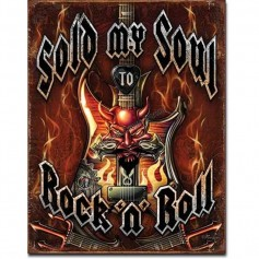 Sold soul to rock n roll