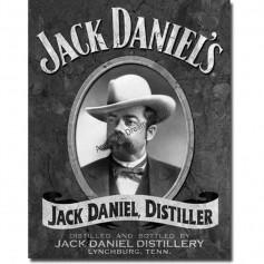 Jack daniel's portrait