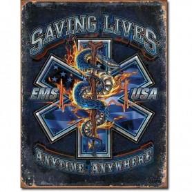 Ems saving lifes