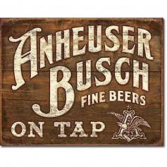 Anheuser busch fine beers
