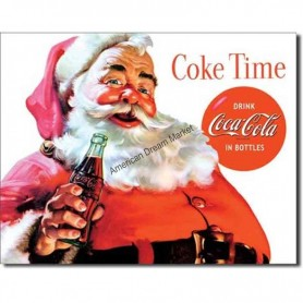 Coke santa coke time