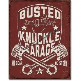 Busted knuckles shield