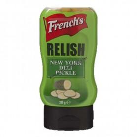 French's relish new york deli pickle