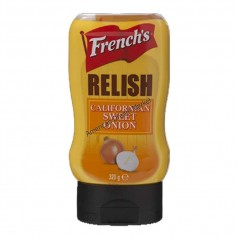 French's relish californian sweet onion