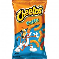 Cheetos puffs large