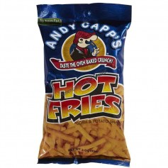 Andy capp's hot fries (piquant)
