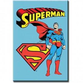 Magnet superman retro
