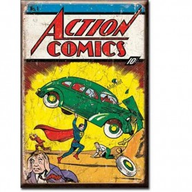 Magnet action comics n°1 cover