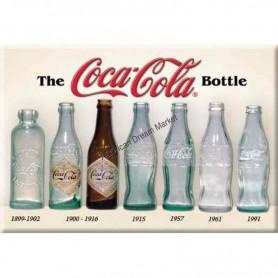 Magnet coke bottle history