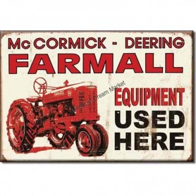 Magnet farmall used here