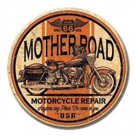 Magnet mother road repair