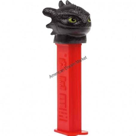 Pez dragons krokmou