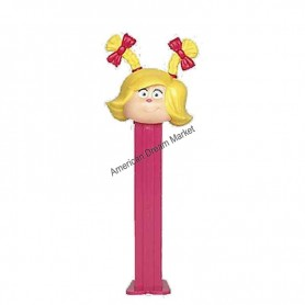 Pez the grinch cindy lou