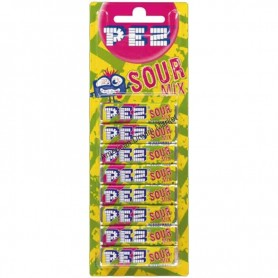 Pez recharge sour mix