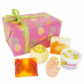 Coffret Bomb cosmetics totally tropical
