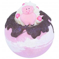 Boule de bain piggy in the middle