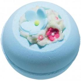 Boule de bain cotton flower