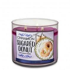 BBW bougie cinnamon sugared donut