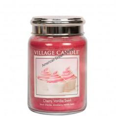 VC Grande jarre cherry vanilla swirl