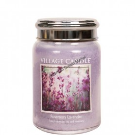 VC Grande jarre rosemary lavender
